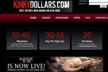 kinky dollars