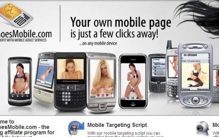 mobile affiliate sex